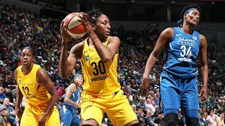 Get Your WNBA Tickets Here!: http://www.wnba.com/tickets/