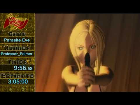 Questing for Glory - Parasite Eve Any% by Professor_Palmer