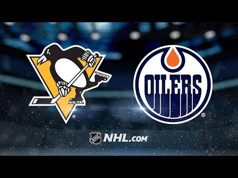 Pittsburgh Penguins vs Edmonton Oilers | Oct.23, 2018 | Game Highlights | NHL 2018/19 | Обзор Матча