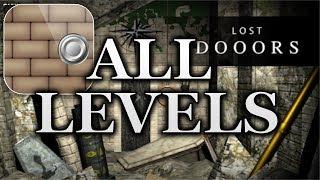 Lost DOOORS | ALL LEVELS | Walkthrough