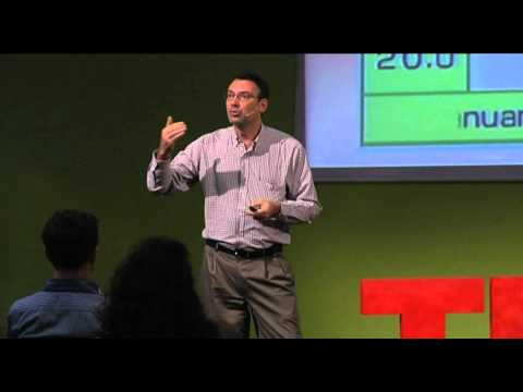 Phenome code, How behavior predicts the future of the brain: Cedric Notredame at TEDxBarcelona