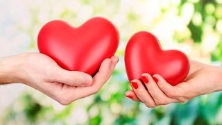 Самое красивое поздравление с Днём Влюблённых!!! для любимой девушки