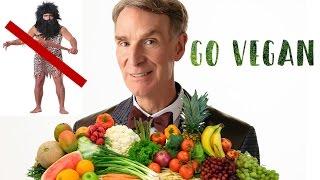 Bill Nye Disses Paleo. Says Vegan Is The Future