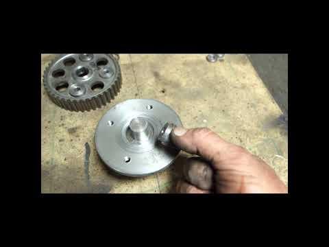 привод НШ на самодельный погрузчик с двигателем от ОКИ