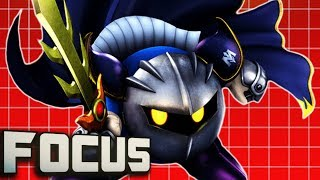 Meta Knight (Video Game Character)