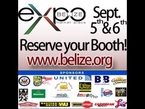 BCCI Expo Belize Market Place 2015