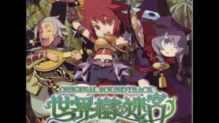 Etrian Odyssey - Music: A Sudden Gust of Wind Before Your Eyes