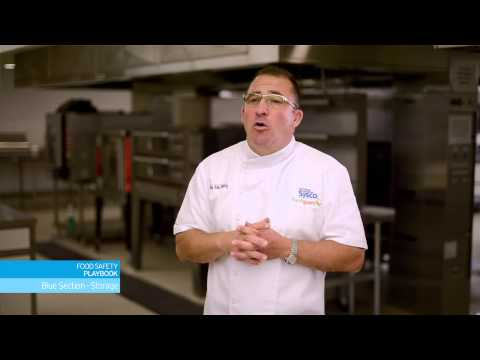 Sysco Flow of Food - Food Safety