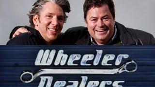 Wheeler Dealers Махинаторы 2014-2015 Mercedes Benz G-class