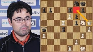 Tal Variation and 135 Moves - A Long Day For Nakamura   #gibchess   Round 2