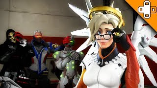 LOL U Thought I'd Heal You? - OVERWATCH FUNNY & EPIC MOMENTS 586