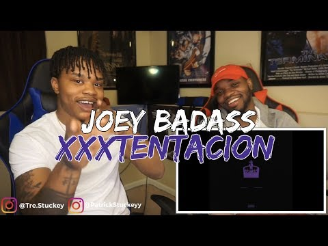 Joey Bada$$ vs XXXTENTACION - King's Dead (Freestyle) - REACTION