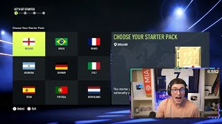 EA Reset My FIFA 22 Account ?! screenshot 2