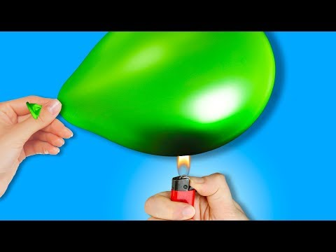 21 MIND-BLOWING MAGIC TRICKS AND SCIENCE EXPERIMENTS