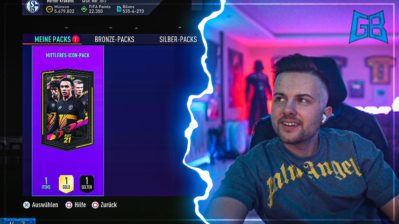 GamerBrother macht ICON / PLAYER PICK WETTE gegen MOD 🤣🔥 | GamerBrother Stream Highlights