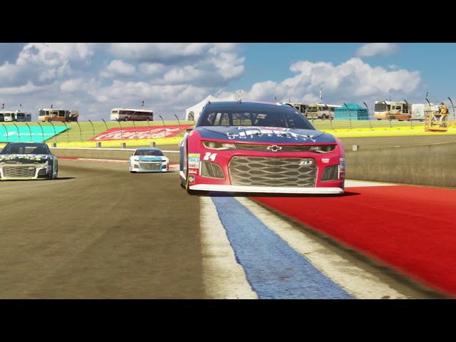 NASCAR Heat 3 Launch Trailer