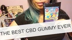 Kanna Green Oil CBD Gummy Worm Review
