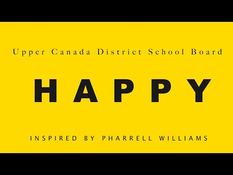 UCDSB Happy Dance