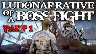 God of War: The Stranger Boss Fight and Ludonarrative (1/2) | Mini-Read