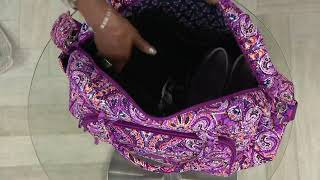 Vera Bradley Signature Weekend…
