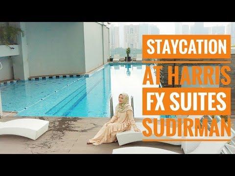 Staycation di Hotel Harris FX Suites Sudirman