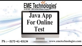Online Test Of Java | Java