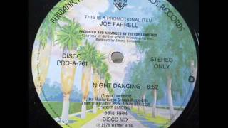 Night Dancing by Joe Farrell