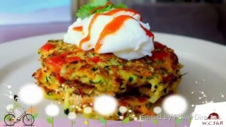 Paleo Zucchini and Carrot Fritters  Great Paleo Recipe