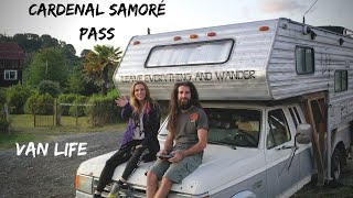 From the Argentinian to the Chilean PATAGONIA in a TRUCK CAMPER / Overlanding South America