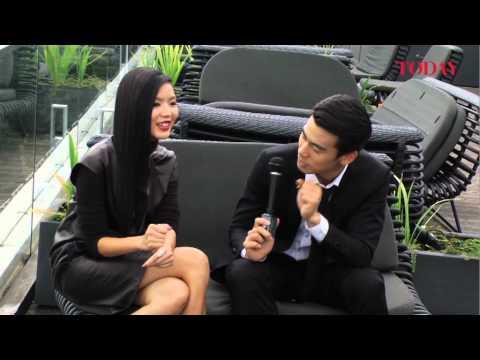 Rui En interviews Dai Yang Tian