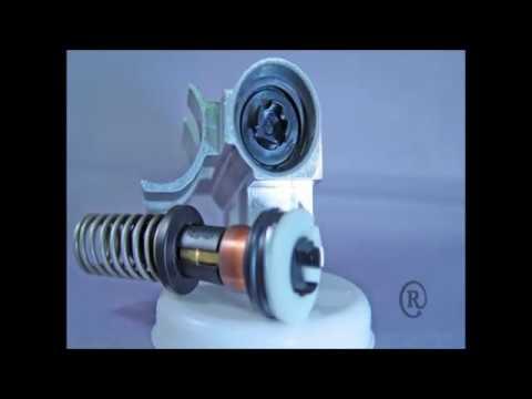 Video Pojistné kroužky Rotor Clip