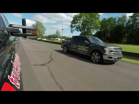 L5P Duramax vs 2019 Ford Edge ST and Tuned 2018 F-150 Ecoboost