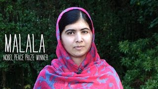 Malala challenges girls to do the Hour of Code