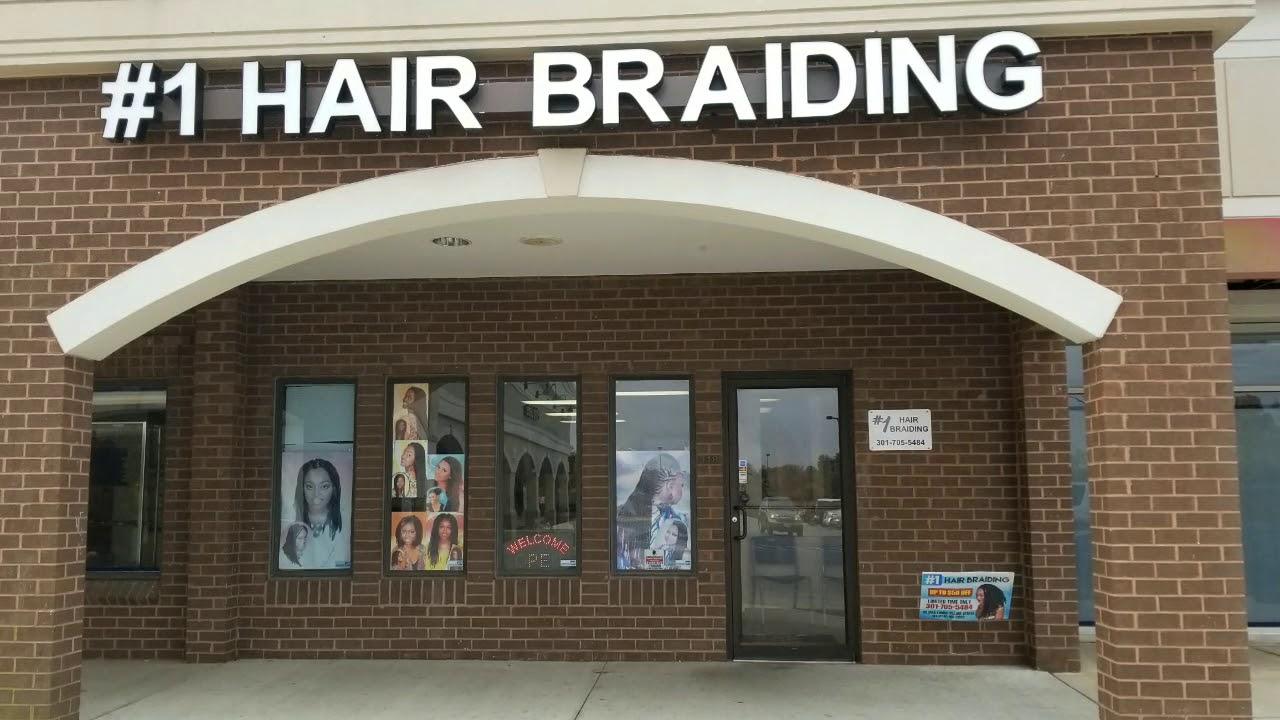#1 hair braiding new location - YouTube