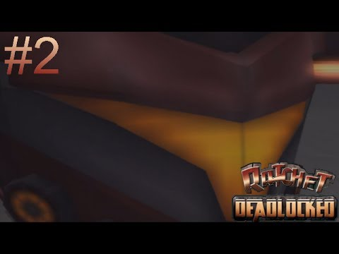 Let's Play Ratchet: Deadlocked Part 02: Not a marble