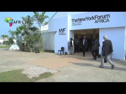 Gabon: Ouverture du New York Forum Africa 2013
