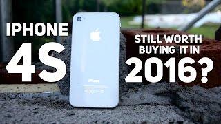 iPhone 4S in 2016 Still worth it