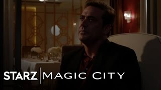 "Magic City | Ep. 6 Scene Clip ""Hospitality"" 
