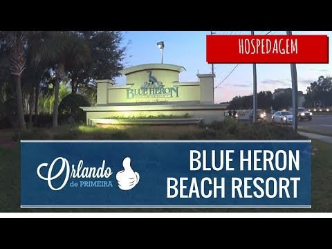 REVIEW: Hotel Blue Heron Beach Resort - Orlando, FL