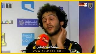 فيديو .. #محمد_قاسم | #الاتحاد سيُنافس على لقب #دوري_جميل