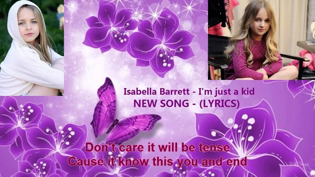 Lyric carmelita lyrics : Isabella Barrett - I'm just a kid (Children's Day New Song 2014 ...