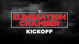 Elimination Chamber Kickoff: Feb. 25, 2018