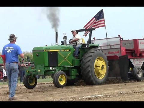 Central Illinois Truck Pullers - 2015 Tractor Pulls
