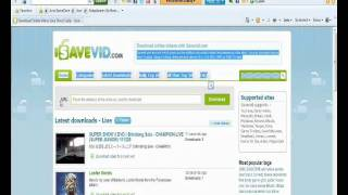 Savevid-100% legaler Youtube-Video download-FREE-KEIN Programm