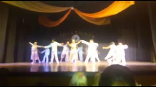 Academia RUMBA MORENA bailando bachata
