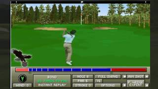 Eagles on Pinehurst & Pinecliffe, Jack Nicklaus Signature Edition Game