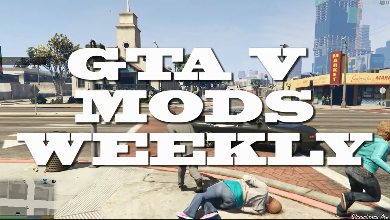 Grand Theft Auto V mods weekly: FOV and superpowers in slow