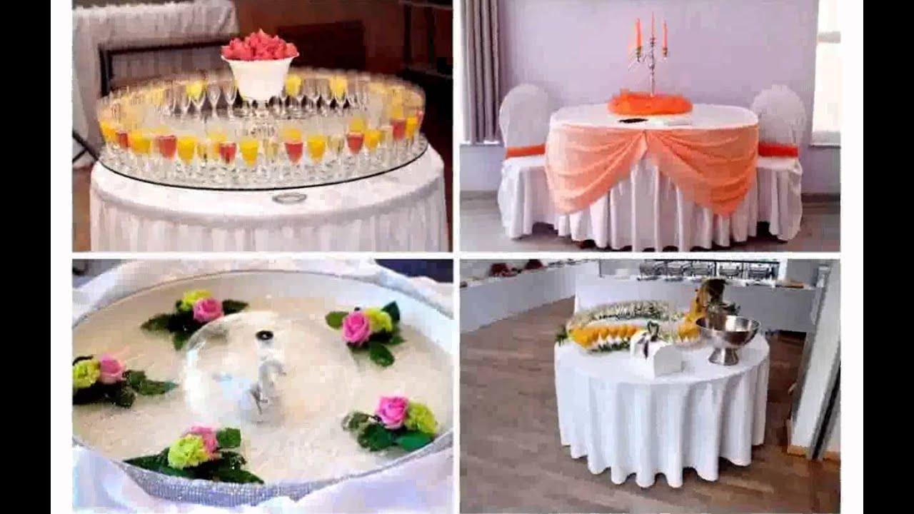 Hochzeitsdeko Ideen  YouTube
