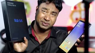 Samsung Galaxy Tab S4 ! Unboxing & Review  ! Specifications,  features &  Quick Demo