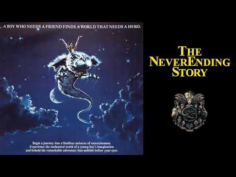 The NeverEnding Story ultimate soundtrack suite by Giorgio Moroder & Klaus Doldinger